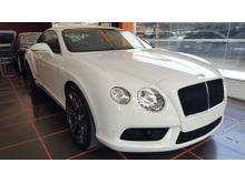 2013 Bentley Continental GT 4.0 Coupe V8 MULLINER FACELIFT (A) OFFER