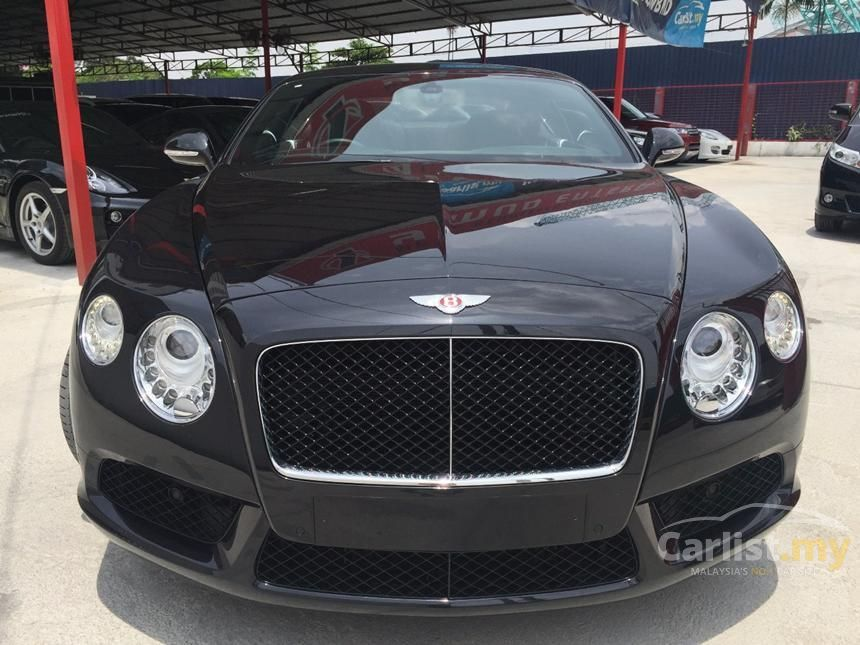 2012 Bentley Continental GT G Coupe