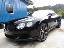 2012 Bentley Continental GT 4.0 Coupe VACUUM DOOR  NAIM SOUND SYSTEM  KEYLESS  PUSH START  MULLINER  SPEC