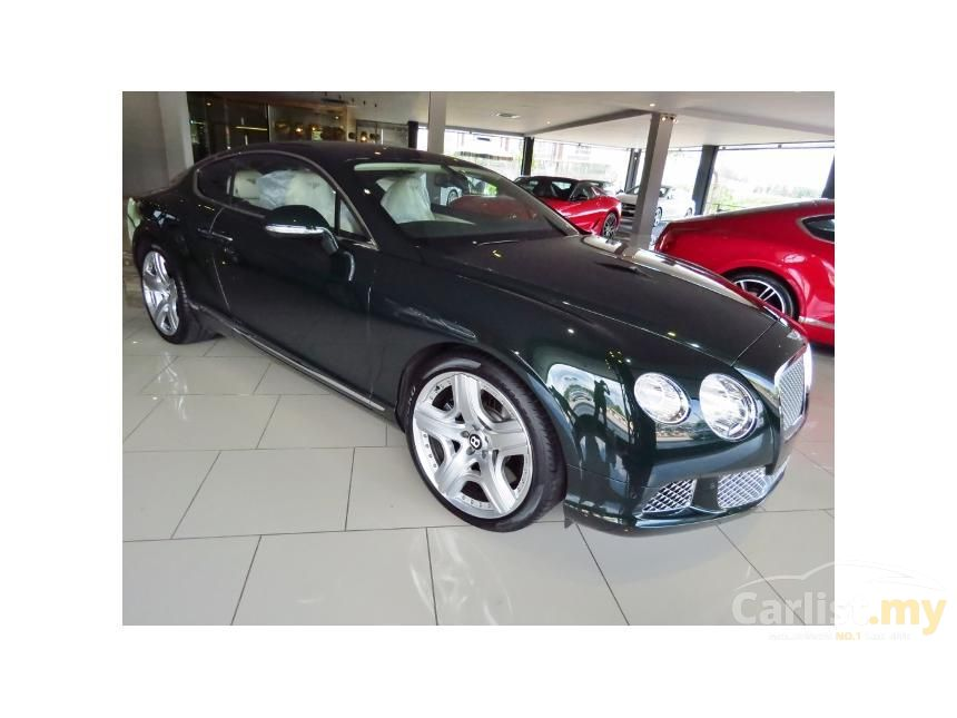 2011 Bentley Continental GT G Coupe