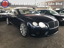 Bentley Continental GT 4.0 G Coupe NEW MODEL 2012 UNREG PREMIUM SELECTION CAR