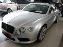 2012 unreg Bentley Continental GT 4.0 G  (A) -Call For Best Offer
