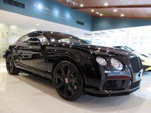 2015 Bentley Continental GT 4.0 S CONCOURS SERIES (DESIGNER EDITION)