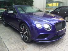 2015 BENTLEY CONTINENTAL GT COUPE 4.0 V8 S MDS * NAIM SOUND SYSTEM * LIMITED UNIT *