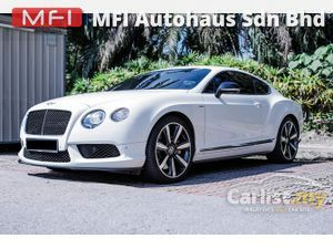 2016 Bentley Continental GT 4.0 S V8 Coupe MULLINER