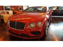 2015 Bentley Continental GT 6.0 Speed W12 Coupe Facelift High Spec (A) Offer