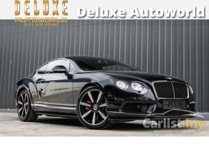 2014 Bentley Continental GT 4.0 V8S Coupe