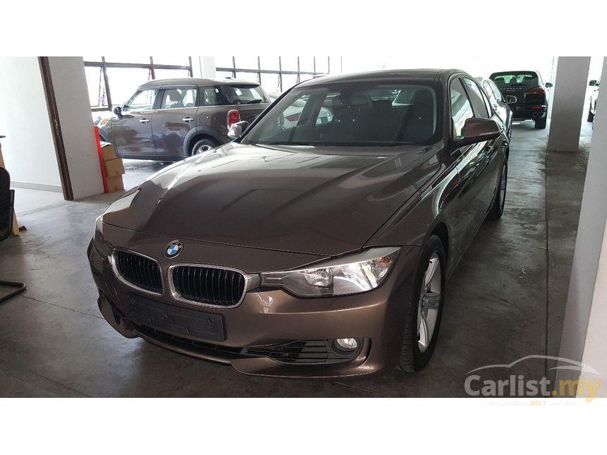 BMW 320i 2013 Luxury Line 20 in Selangor Automatic Sedan Brown
