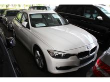 2012 BMW 328i 2.0  (a) -- UNREG --
