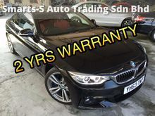 2013 BMW 435i M-SPORT COUPE F32 3.0 (HIGH SPEC) (FREE 2 YEARS WARRANTY) (DEMO UNIT) (TIP TOP CONDITION) (MUST VIEW) UNREG 2013