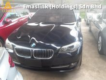 2011 BMW 520i Hi Line Model Jpn Unregister