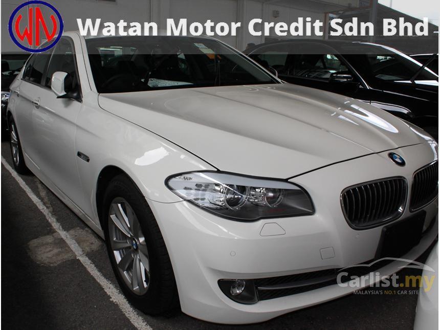 2012 BMW 520i Sedan