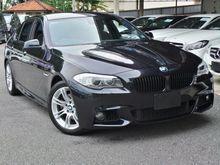 2012 UNREGISTERED BMW 520i 2.0 M-SPORT