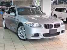 BMW 520i M SPORT 2.0L TWIN POWER TURBO UNREGISTER 2012 (JAPAN SPEC)