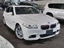 2012 UNREGISTERED BMW 520i 2.0 M-SPORT