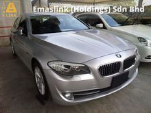 2012 BMW 520i 2.0 High Line Unregistered GST INCLUDED PRICE