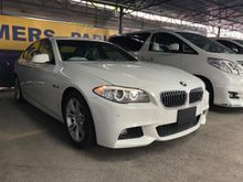 2013 BMW 520i 2.0 M SPORT WITH SUNROOF  KEYLESS ENTRY  OFFER NOW