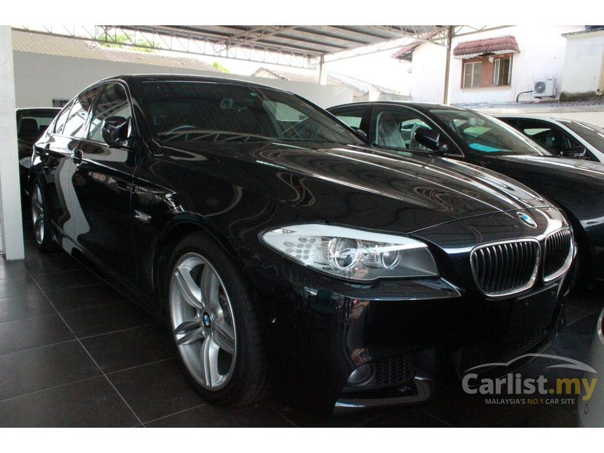 BMW 523i 2012 M Sport 20 in Johor Automatic Sedan Others for RM