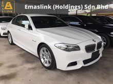 2011 BMW 523i M Sport Memory Leather Seat Auto Telescopic Paddle Shift Steering Smart Entry Sport Plus Xenon LED Reverse Camera 1 Year Warranty Unreg