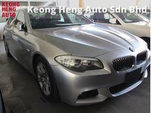 2012 BMW 523i 2.0 M Sport (A) UNREG