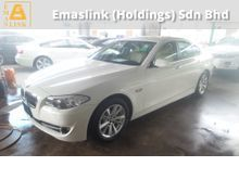 2011 BMW 523i 2.5 (A) Unreg Local AP Hi-Line Japan Spec (PRICE INCL GST)