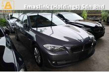 2011 BMW 523i 2.5 F10 Hi-line Rear Camera Japan Spec Unreg Local AP (Price Inclusive GST)
