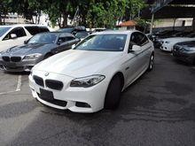 2011 BMW 523i 2.5 M-SPORT