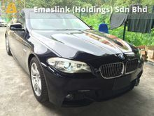 2011 BMW 523i 2.5 M-Sport Model Unregister