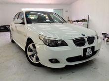 2006 BMW 525i 2.5 MAGNESIUM PUSH START MEMORY SEAT JAPAN SPEC M SPORT