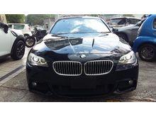 2012 BMW 528i 2.0 M Sedan MSPORT JAPAN FULL LEATHER UNREG