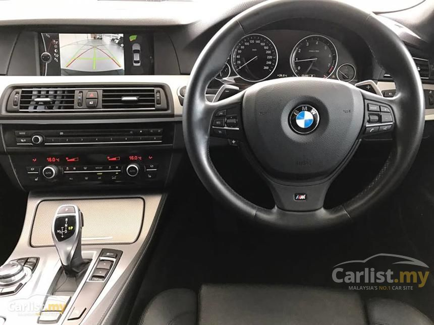2013 BMW 528i M Sedan