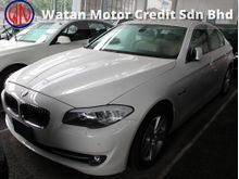 2012 (Genuine Year Make) BMW 528i 2.0 Twin Power Turbo -- UNREG --