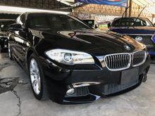 2013 BMW 528i 2.0 (A) M-SPORT JAPAN SPEC FULL SPEC UNREG