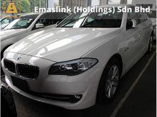 2012 BMW 528i 2.0 F10 Model Jpn Spec CAMERA Unregister 2012
