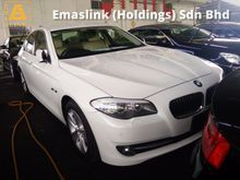 2012 BMW 528i 2.0 Smart Telescopic Steering Electric Seat Luxurious Cream Interior Unregistered