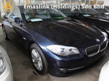 2011 BMW 528i 2.0 Facelift Model Umregister