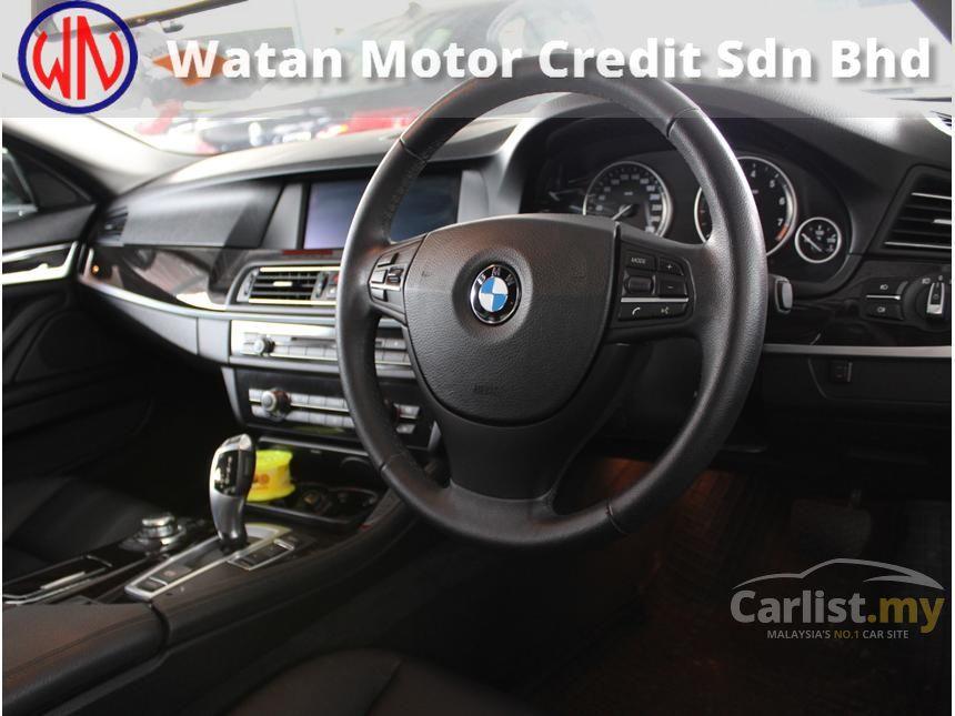 2012 BMW 528i M Sedan