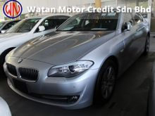 2013 BMW 528i 2.0 (A) UNREG
