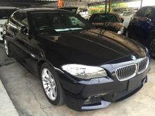2013 BMW 528i 2.0 (A) M-Sport Twin Turbo Japan Spec Unreg* CLEARANCE PROMOTION * GST INCLUDED * LOAN MAX 9 YEARS * LOW INTEREST *