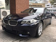 2012 BMW 528i 2.0 M-SPORT  MEMORY SEAT CAMERA