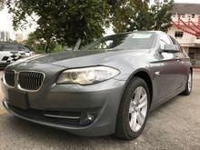 2011 BMW 528i 3.0 JPN UNREG