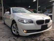 2011 BMW 528i 3.0 Sedan SPORT MODE HIGH SPEC JAPAN UNREG