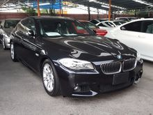 BMW 535I 3.0 M SPORT TWIN TURBO KEYLESS SUNROOF UNREG 12