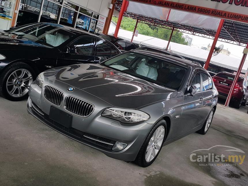 2011 BMW 535i Sedan