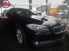 2012 BMW 535i 3.0 Sedan -- UNREG --
