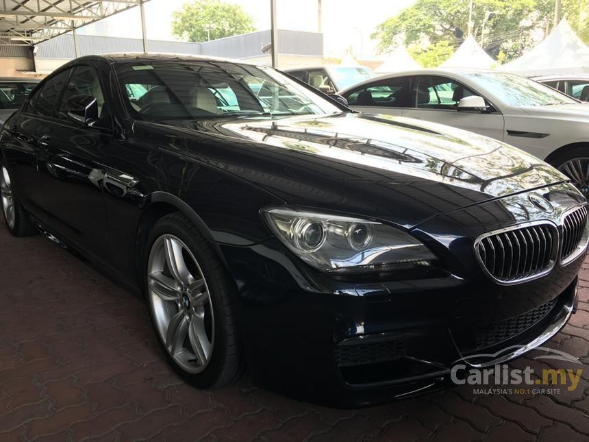 2012 BMW 640i Convertible
