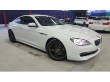 2012 BMW 640i 3.0A TWIN POWER TURBO COUPE UNREG(1311 )  PRICE RM 323K x DP RM 34328 x  LOAN RM 304K x 2.7 x 9 YEAR MONTHS INSTALLMENT RM 3498.00 (108)