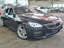 2012 Unregistered BMW 640i 3.0 Gran Coupe M-Sport