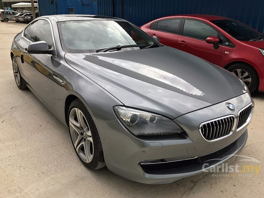 bmw 640i 2012 3 0 in kuala lumpur automatic coupe grey for rm 325 000 3459709. Black Bedroom Furniture Sets. Home Design Ideas