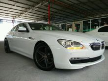 2012 UNREG BMW 640i 3.0 Coupe ( FREE SPECIALIST PRESENT FOR BUYER )